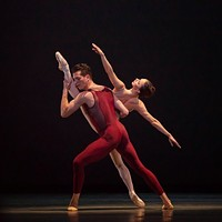 Joffrey Ballet's program of new works is an 'American abstraction'—and a snooze