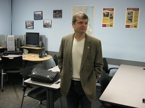 As a county commissioner, Mike Quigley did his part to shed light on the tax increment financing program. He now represents much of the north side in Congress.