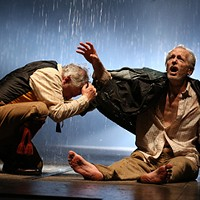 At Chicago Shakespeare, Larry Yando gives us half of a great King Lear