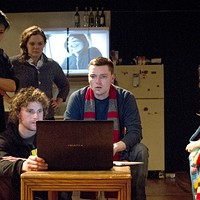 At Steppenwolf's Garage Rep, failure can spell success