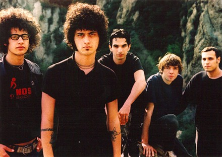 At the Drive-In Lollapalooza