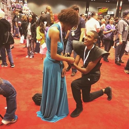 Aw, Missandei doesnt care that Grey Worm is a eunuch.