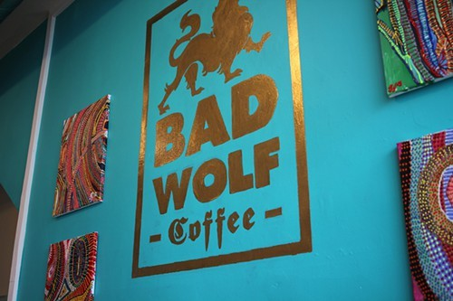 Bad Wolf Coffee