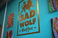 The art of French pastry and conversation at Bad Wolf