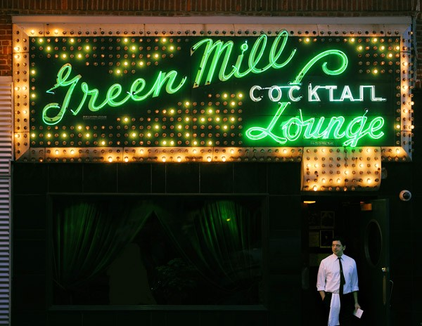 Image result for green mill cocktail lounge