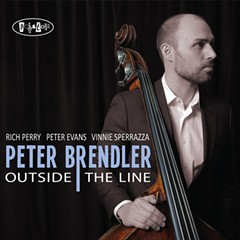 Bassist Peter Brendler announces himself on Outside the Line