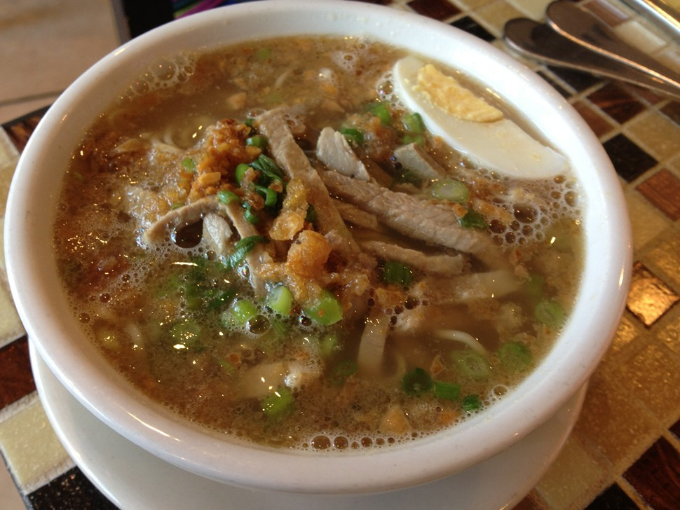 Batchoy, Bacolod Chicken Haus