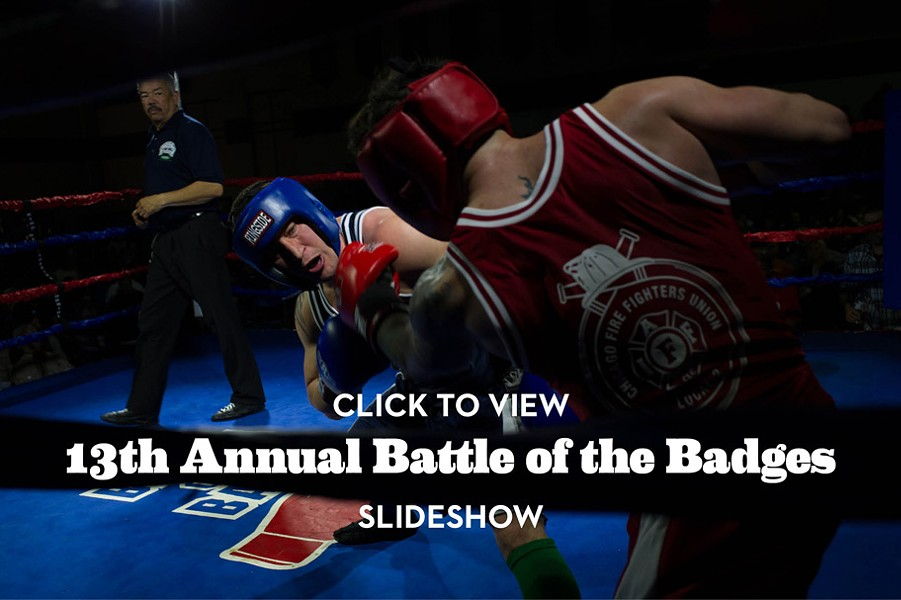 Battle of the Badges slideshow