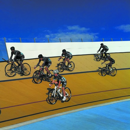"Become ""amazed by the chance to become [an] Olympian"" at the Chicago Velo Campus"