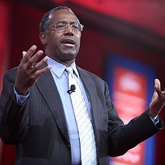 Ben Carson, the neurosurgeon who actually thinks homosexuality is a choice, announced he's running for president