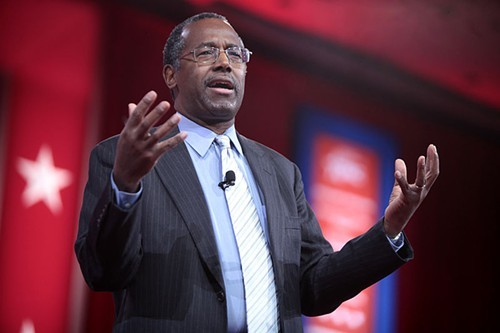 Ben Carson, the neurosurgeon who actually thinks homosexuality is a choice, announced hes running for president