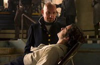Ben Kingsley and Michael Caine chew the scenery in <i>Stonehearst Asylum</i>