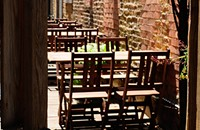 Best Bakery With a Cute Patio