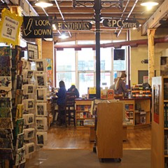 Best Indie Bookstore in a Chain-Filled Neighborhood