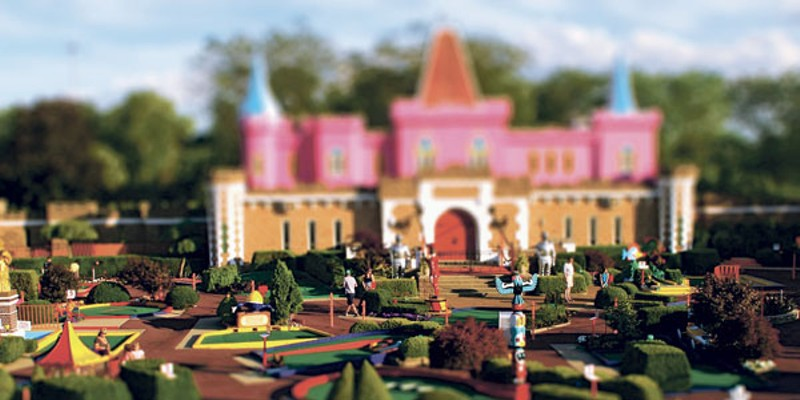 Best Mini-Golf Course