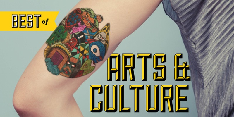 Best of Chicago 2014: Arts & Culture