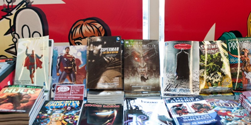 Best Place to Buy Comics Minus the Comic Book Guy