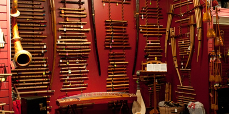Best Place to Buy That Marimba You've Always Wanted