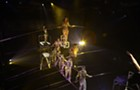 Best Place to See a Seven-Man Pyramid Cross the High Wire