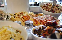 Best Refined Italian Place to Take Out-of-Towners