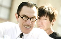 Best shows to see: Sparks, Cave, Blind Boys of Alabama, Sleigh Bells