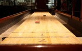 Best Shuffleboard Venue With a Display of Patriotism