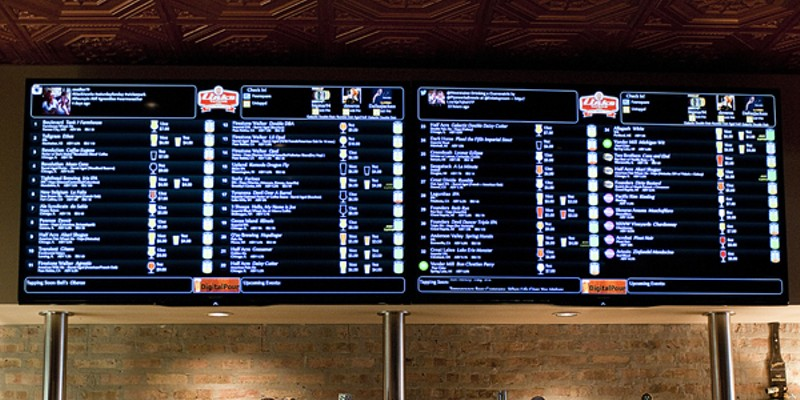 Best Up-to-the-Minute Craft Beer Menu