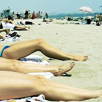 """Bettie Luciu, waxer: """"When you're at the point that you need another bikini wax, you sort of look like a sick cat."""""""