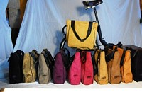 Bike Bags From Sicily