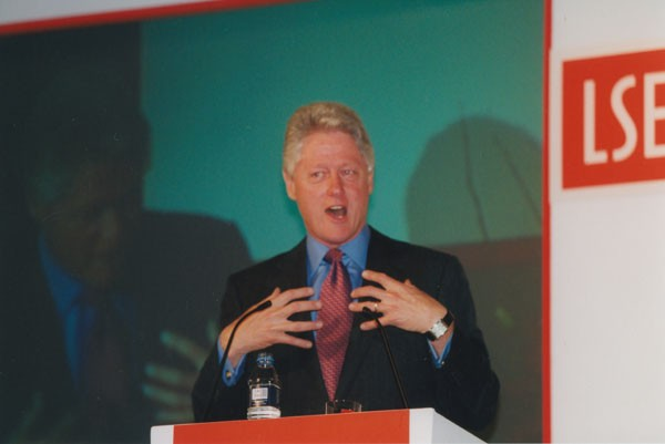 Bill Clinton made $17 million last year doing this