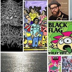 Black Flag's not totally terrible What The... and 15 more record reviews