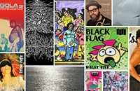 Black Flag's not totally terrible <i>What The...</i> and 15 more record reviews