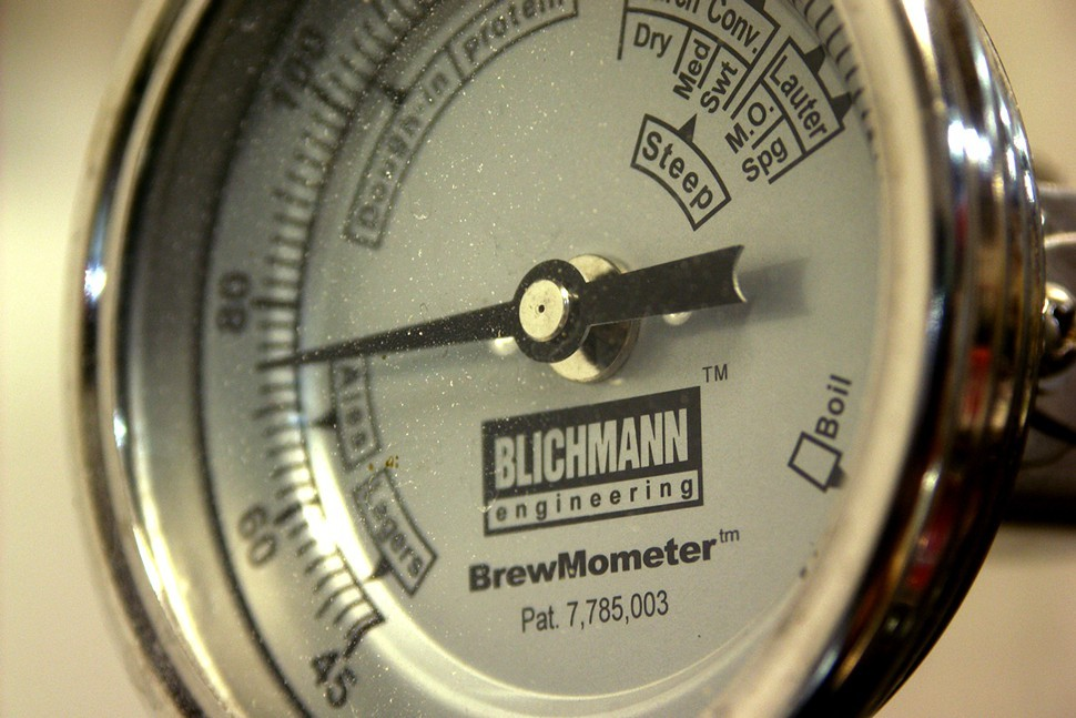 Blichmann Engineering wishes you to know that the word BrewMometer is trademarked.