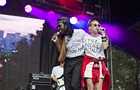 Dense crowds and dubious security practices at the first day of Lollapalooza