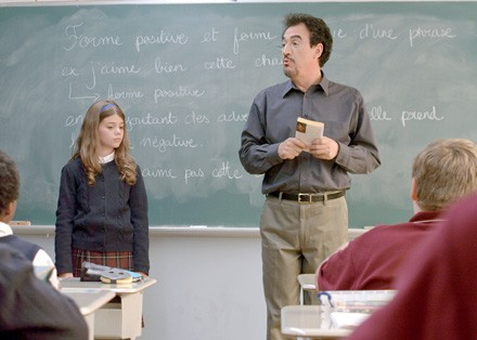 Both teacher and students get a lesson in loss in Philippe Falardeau's Monsieur Lazhar.