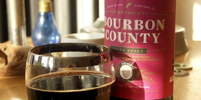 Brace yourselves: Here come Goose Island's 2013 Bourbon