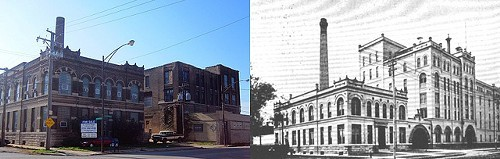 Brand Brewing then and now