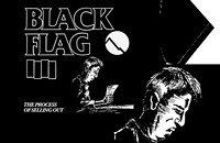 Brand-new Black Flag T-shirts!