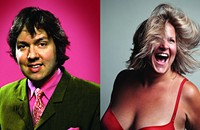 Bridget Everett and Ian Abramson, subtle comedy it ain't