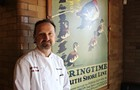 Bruce Sherman of North Pond talks the bounty of spring