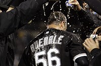 Buehrle over the Bulls