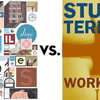 <i>Building Stories</i> vs. <i>Working</i>: Greatest Chicago Book Tournament, round one