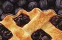 Can you bake a blueberry pie?
