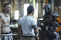 <i>Kingsman</i> and <i>Chappie</i> are violent fairy tales on opposing sides of the political spectrum