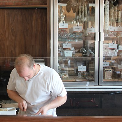 In-house at Tete Charcuterie