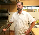 Chef John Manion of La Sirena Clandestina - JULIA THIEL