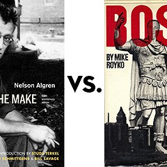 Chicago: City on the Make vs. Boss: Greatest Chicago Book Tournament, round two