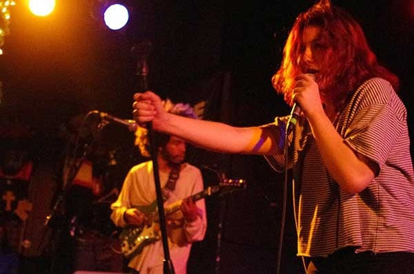 Chicago four-piece Haki at Martyrs' on Sat 11/29