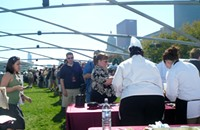 Chicago Gourmet: What the hell happened?