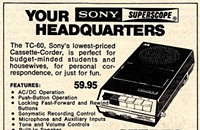 Ads From the Past: May 26, 1972